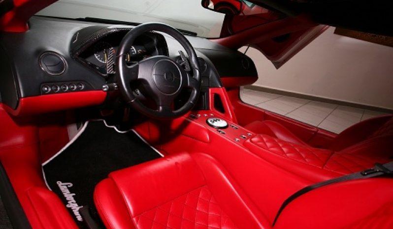Lamborghini LP 640 Roadster lleno