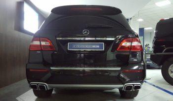 Mercedes-Benz ML 63 AMG full