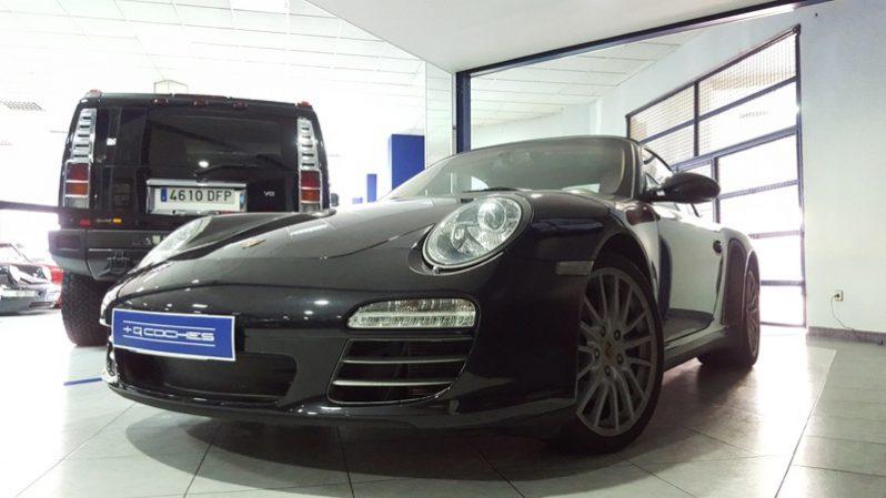 Porsche 911 997 Carrera 4 Cabrio lleno