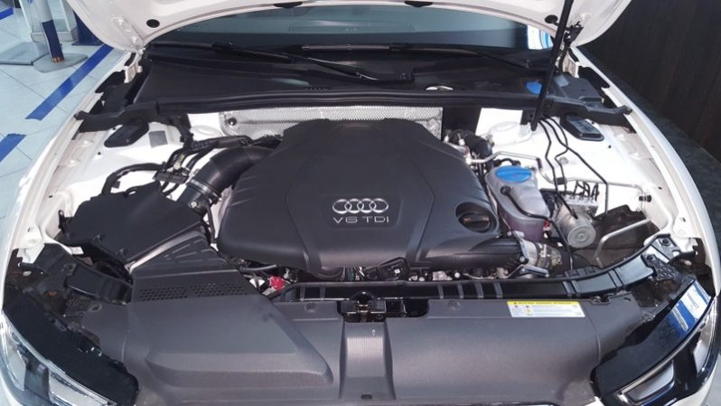 Audi A5 lleno
