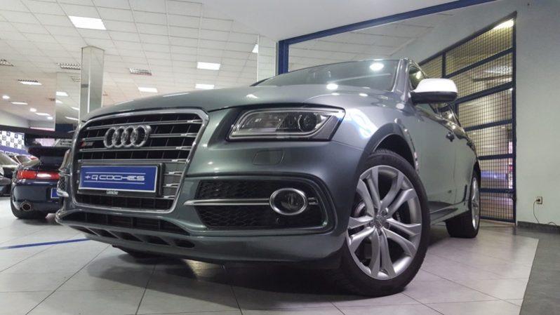 Audi Q5 S lleno