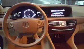 Mercedes-Benz CL 500 lleno