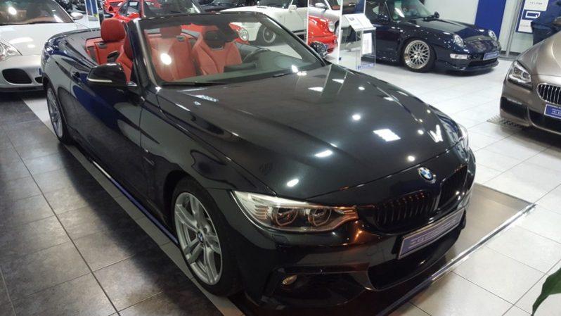 BMW 4 Series lleno