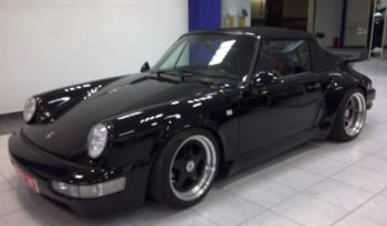 Porsche 911 lleno