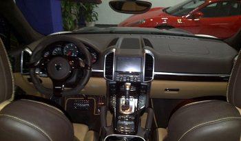 Porsche Cayenne Diesel HAMANN GUARDIAN EVO lleno