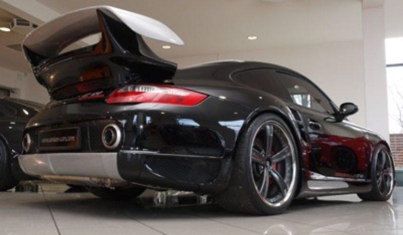 Porsche 911 997 Carrera BiTurbo Gemballa Avalanche lleno